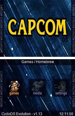 Thumbnail 1 for Capcom DS